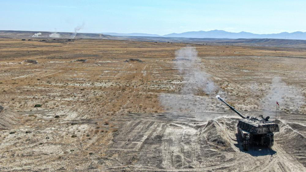 US Army Concludes Dynamic Front 21 Phase 2 Exercise at Polatl? Training Area, Turkey