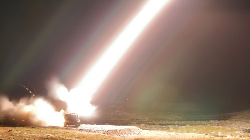 US Army Test Sensor to Shooter Capabilities During Exercise Thunder Cloud in Norway