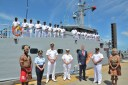 Austal Australia Delivers 13th Guardian-class Patrol Boat to Papua New Guinea Defence Force
