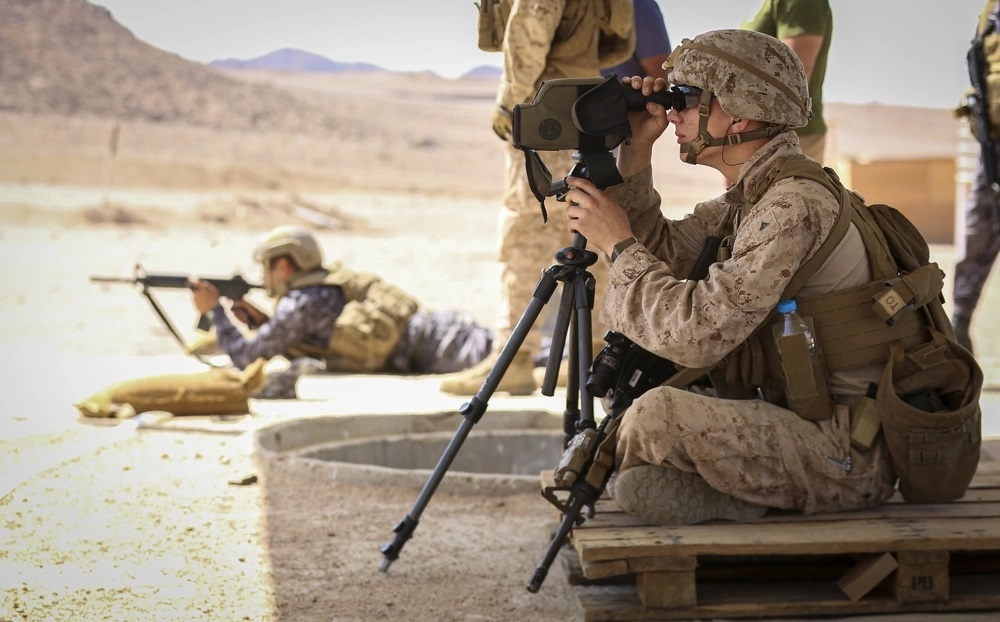 Jordanian Armed Force and US Navy Conduct Maritime Security Exercise Infinite Defender