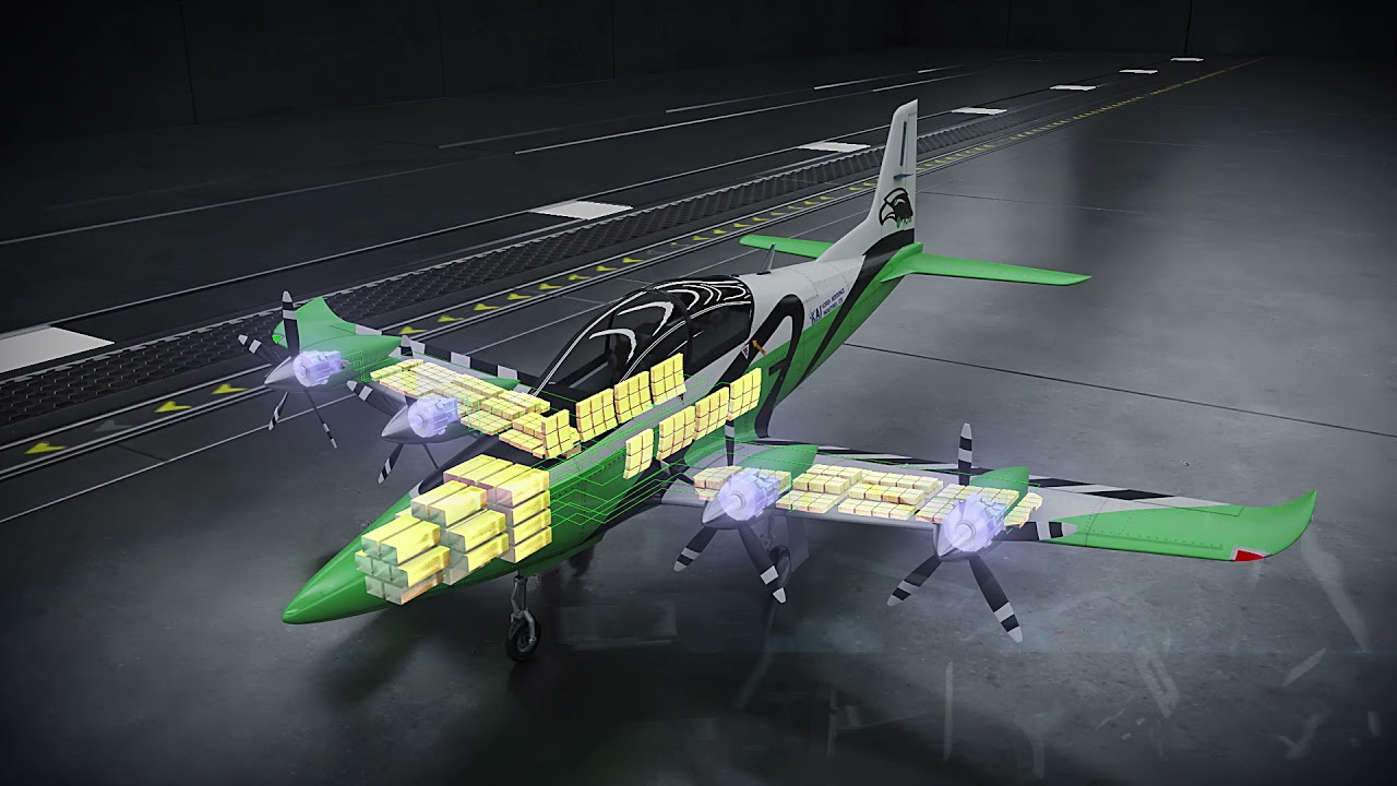 Korea Aerospace Industries Unveils Its Single-engined Electric Training Aircraft
