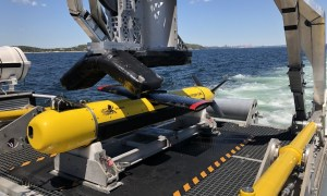 Kraken Awarded Robotics as a Service (RaaS) Contract from Royal Canadian Navy