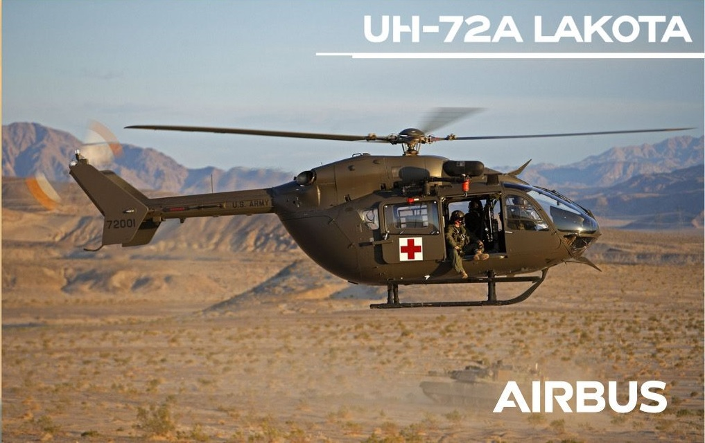 Airbus Helicopters UH-72A Lakota