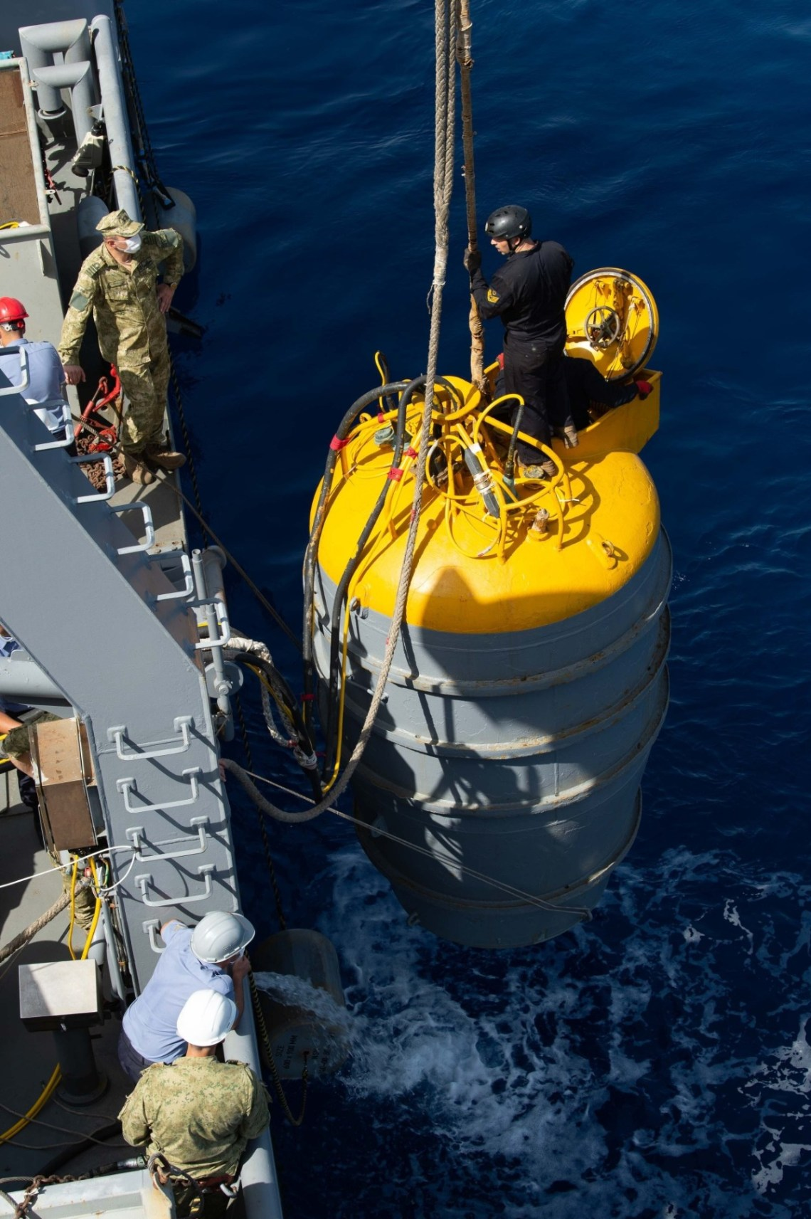 NATO Submarine Search and Rescue Exercise Dynamic Monarch/Kurtaran 21 Concludes