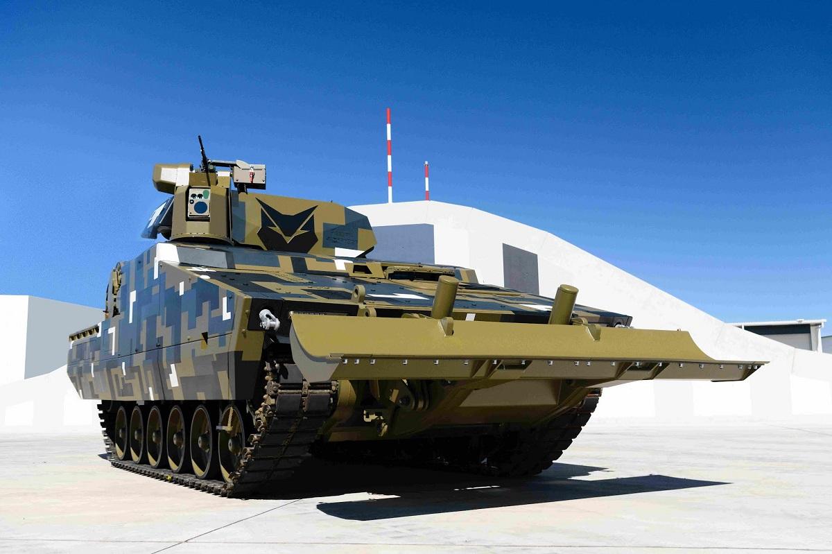 Rheinmetall Defence Australia Unveils Lynx Combat Support Vehicle