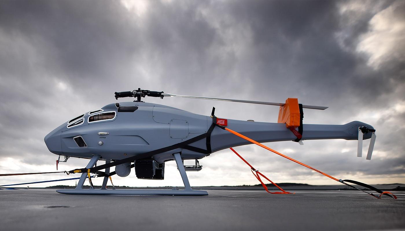 UMS Skeldar's V-200 ATOL Completes Successful Flight Trials in Finland