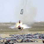 F-16 Jet Ejection
