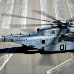 CH-53K King Stallion Helicopter