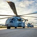 CH-53K King Stallions Runway
