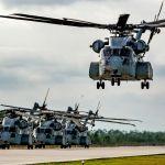 CH-53K King Stallions Sikorsky