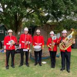 Military Marching Band Hire