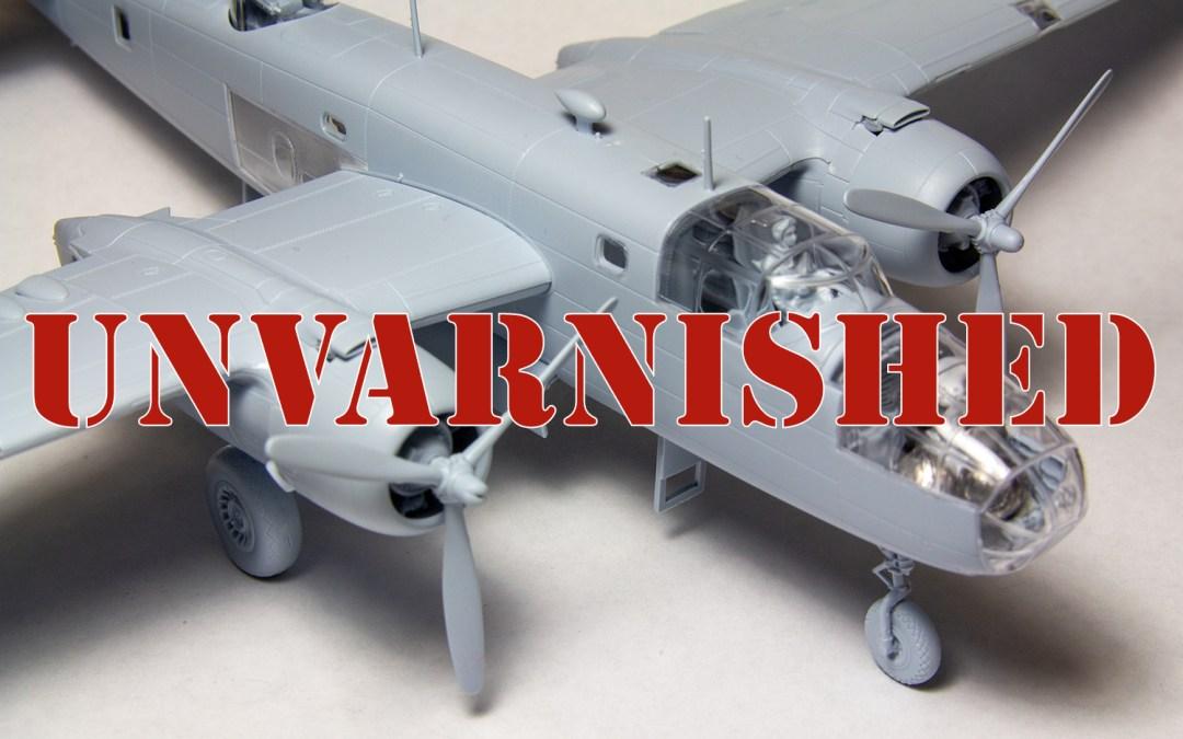 Airfix 1/72 B-25B Mitchell