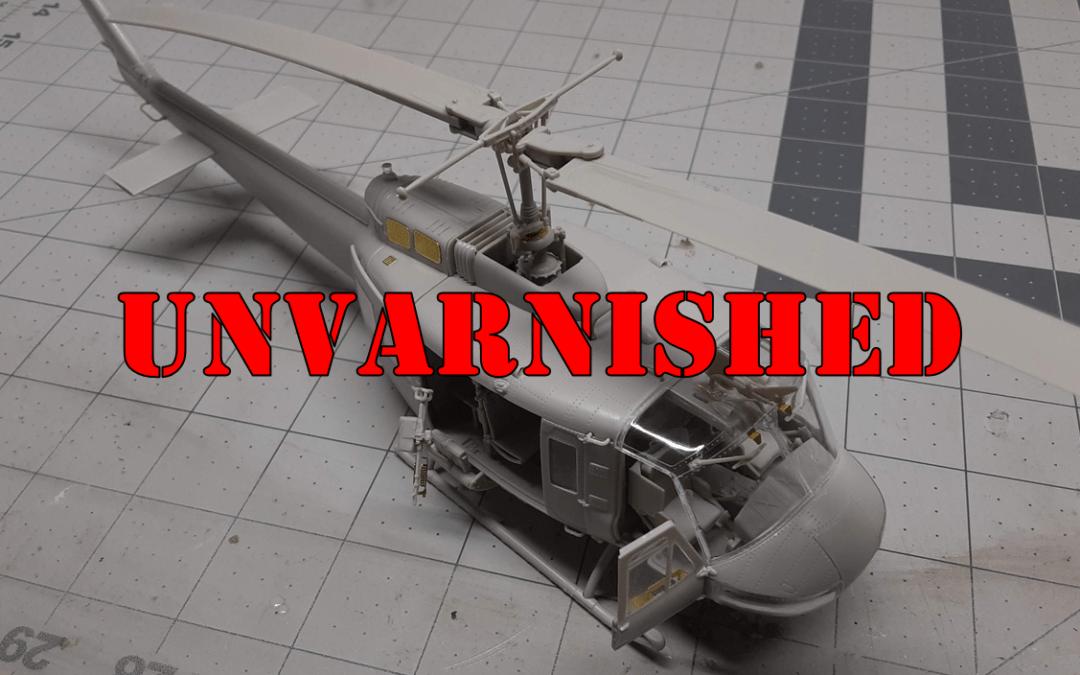 Kitty Hawk 1/48 UH-1D