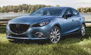 2015 Mazda 3 hatchback best price