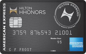 Hilton HHonors Surpass American Express Military SCRA