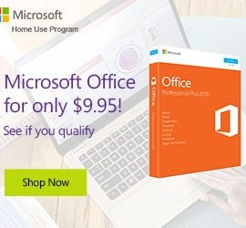 Military Discount Microsoft Office 2016 (Updated August 2018)