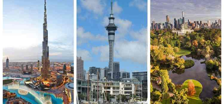 Dubai to Auckland to Melbourne New Years Eve With Points