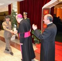 Gen. DE VITO - MONS. MARCIANO'