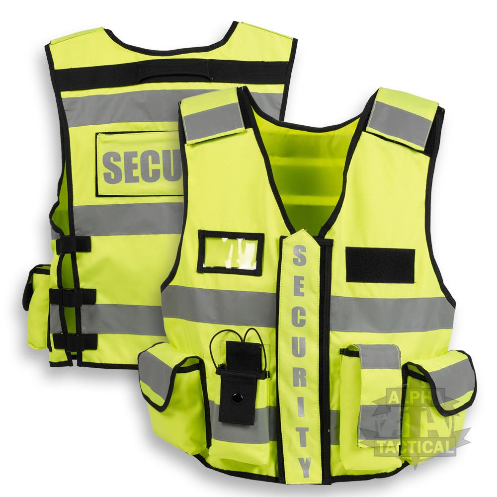 Security Equipment Vests