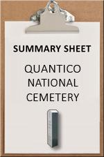 SUMMARY SHEET - Quantico
