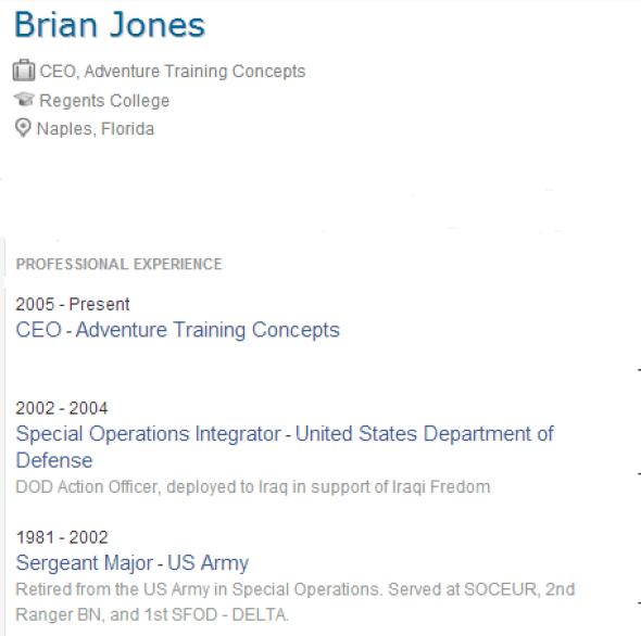 BRIAN WILSON JONES - DELTA - 2