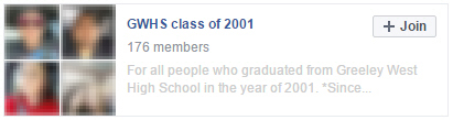 zuck-greely west high school 2001