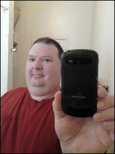 huff-selfie