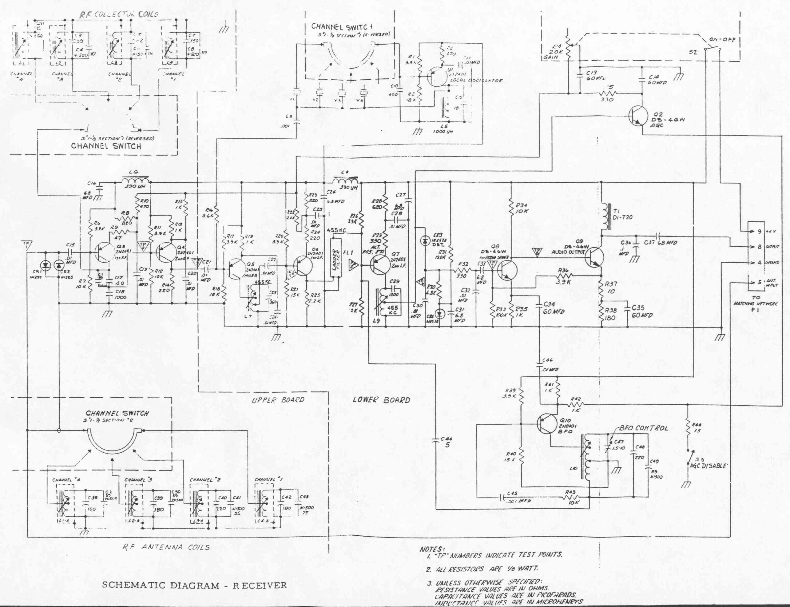 d5300a_rcvr_sch?resize\\=665%2C511 delphi delco radio wiring diagram tamahuproject org delphi stereo wiring diagram at panicattacktreatment.co