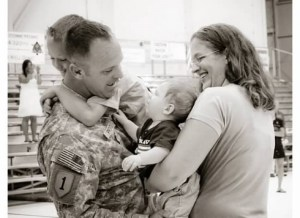 Photos and Quotes to Melt Away Frosty Feelings About Military Life