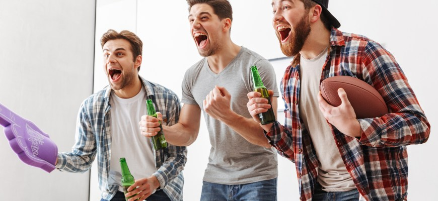 Host a Blow Out Football Party in Your Barracks Room
