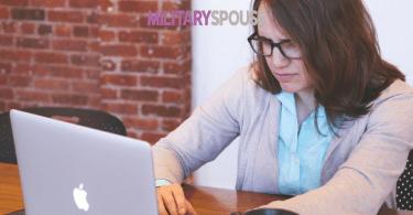 Military spouse jobs