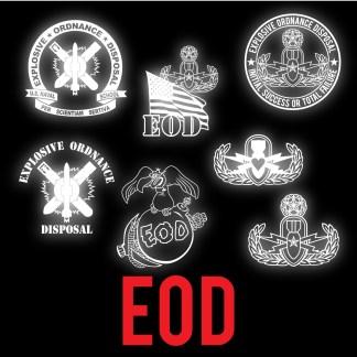 Explosive Ordnance Disposal (EOD)