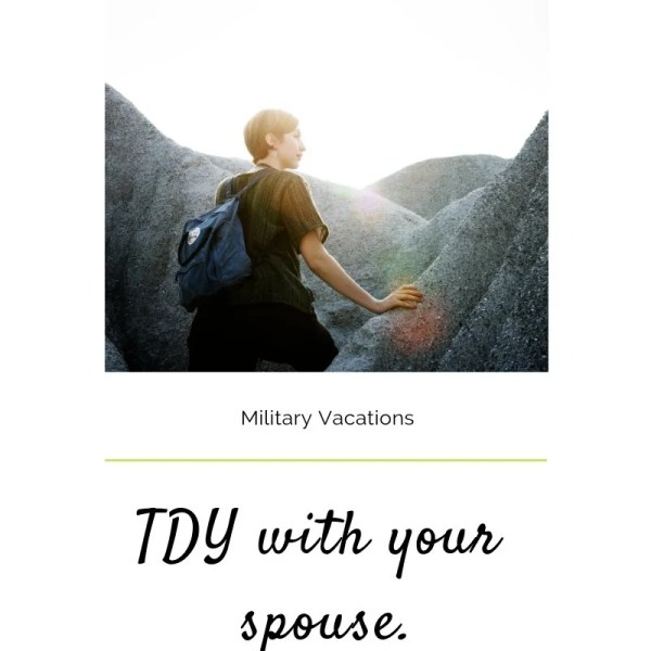 TDY With Your Spouse