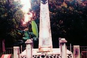 Monumen Korp Marinir Armada IV Pemalang