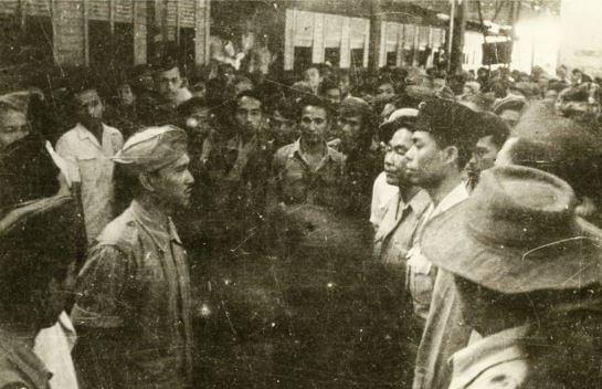 Tentara Siliwangi dan Panglima Besar Jenderal Soedirman