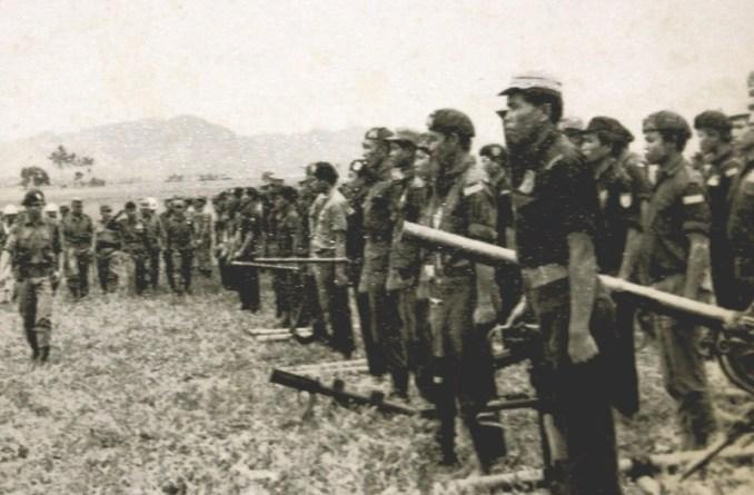 Pasukan milisi permesta