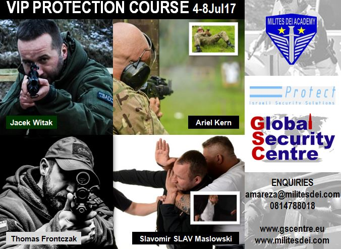 Vip Protection Academy