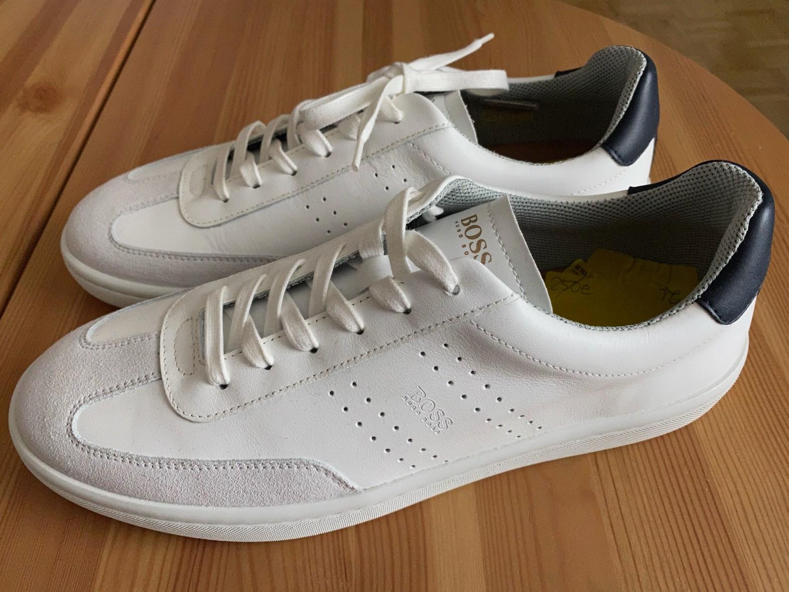 ostin hugo bossin kengät