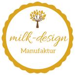 Logo milk-design Manufaktur