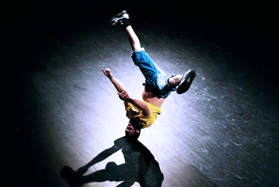 Remy Suzanne's Breakdancing Classes