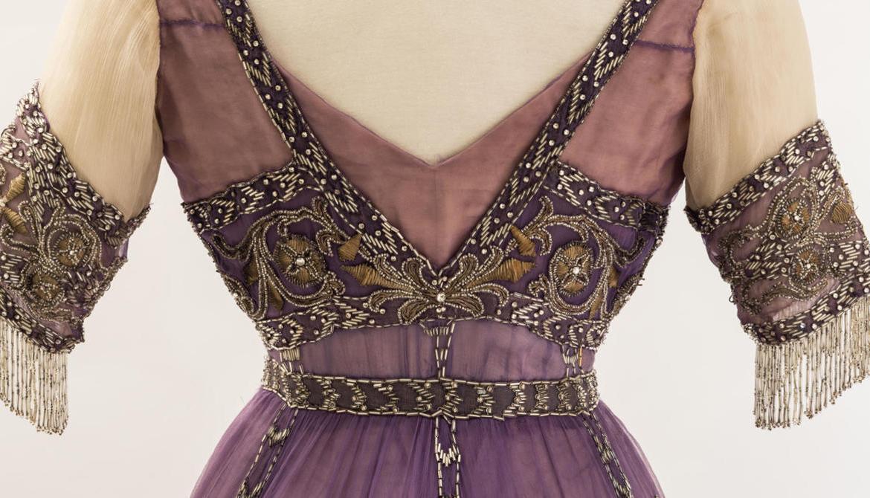 Fashion of the Royal Women - image courtesy of the Fashion Museum Bath
