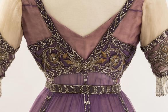 Fashion of the Royal Women - image courtesy of the Fashion Museum Bath