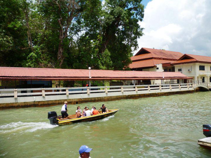boat village