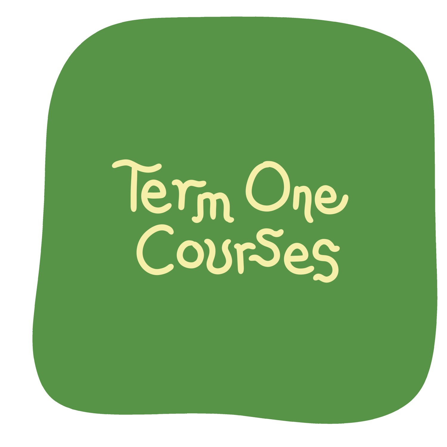 2021 Term One Courses