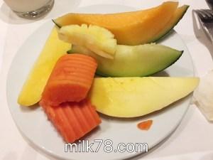フルーツ皿