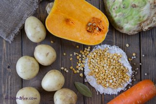 Vegetables for Pokhlyobka