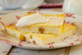 Cottage cheese bake