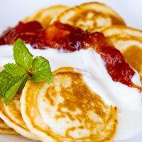Sunday Breakfast: Oladushki