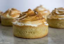 A legion of Lemon Meringue Tarts