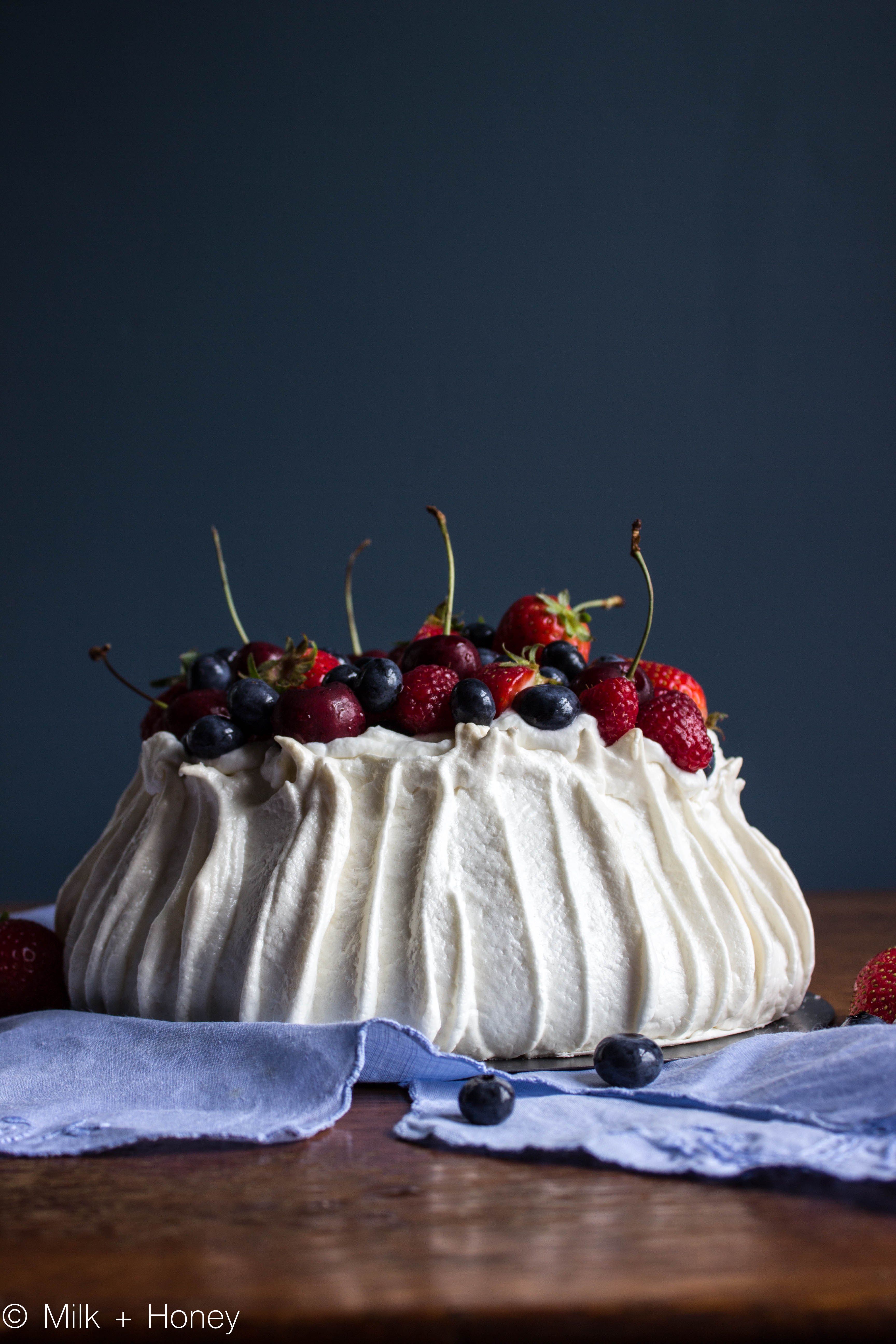 Pavlova, a Point of Contention